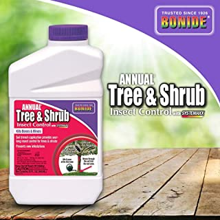 Bonide (BND609) - Annual Tree and Shrub Insect Control, Insecticide/Pesticide Concentrate (32 oz.)