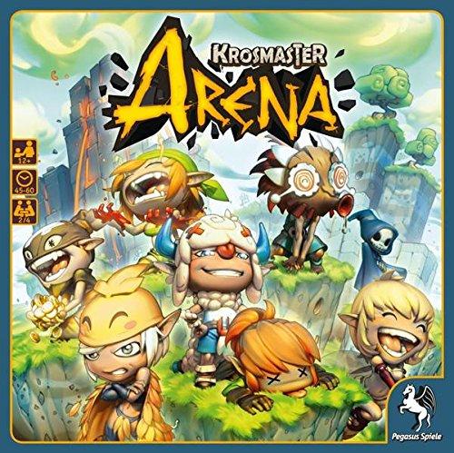 Pegasus Spiele 51060G - Krosmaster Arena Brettspiel