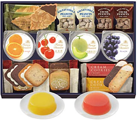 お中元 お菓子 人気商品 モロゾフ ハッピーパーティS(MO-0047)(ラッピング済)