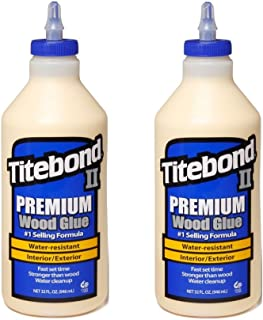 Titebond II Premium Wood Glue 1,892 L