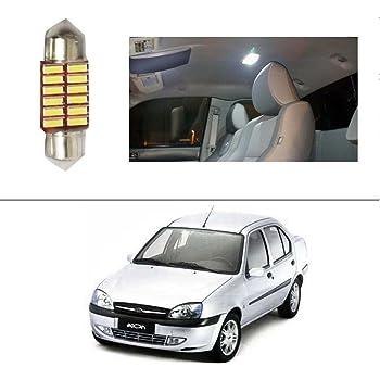 Autostark 12 Led Roof Light Car Dome Light Reading Light For Fiat Palio Stile Amazon In Car Motorbike