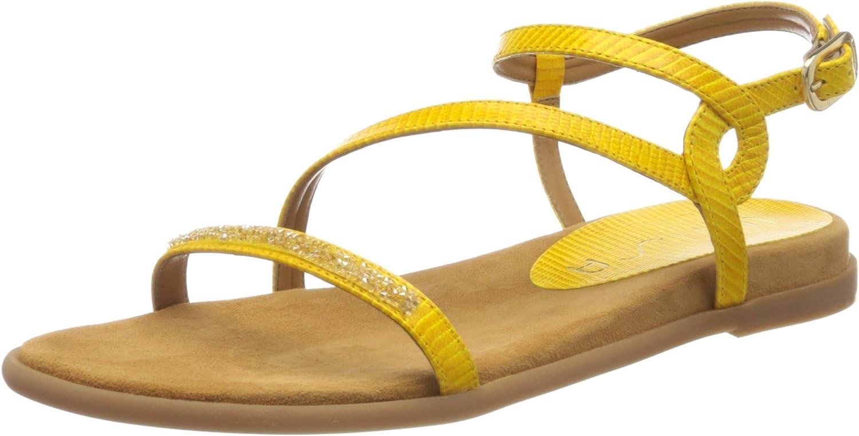 Fresno Mall cheap Unisa Women's Claris_ks Sandals Ankle Strap
