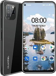 OUKITEL C21 Pro 2021 SIM フリー スマホ 本体 Android 11 最新スマホ デュアルSIM 4GB + 64GB 4000mAh スマートフォン21MPメインカメラ+2MPマクロ+0.3ブラー8MP AIフロントカ...