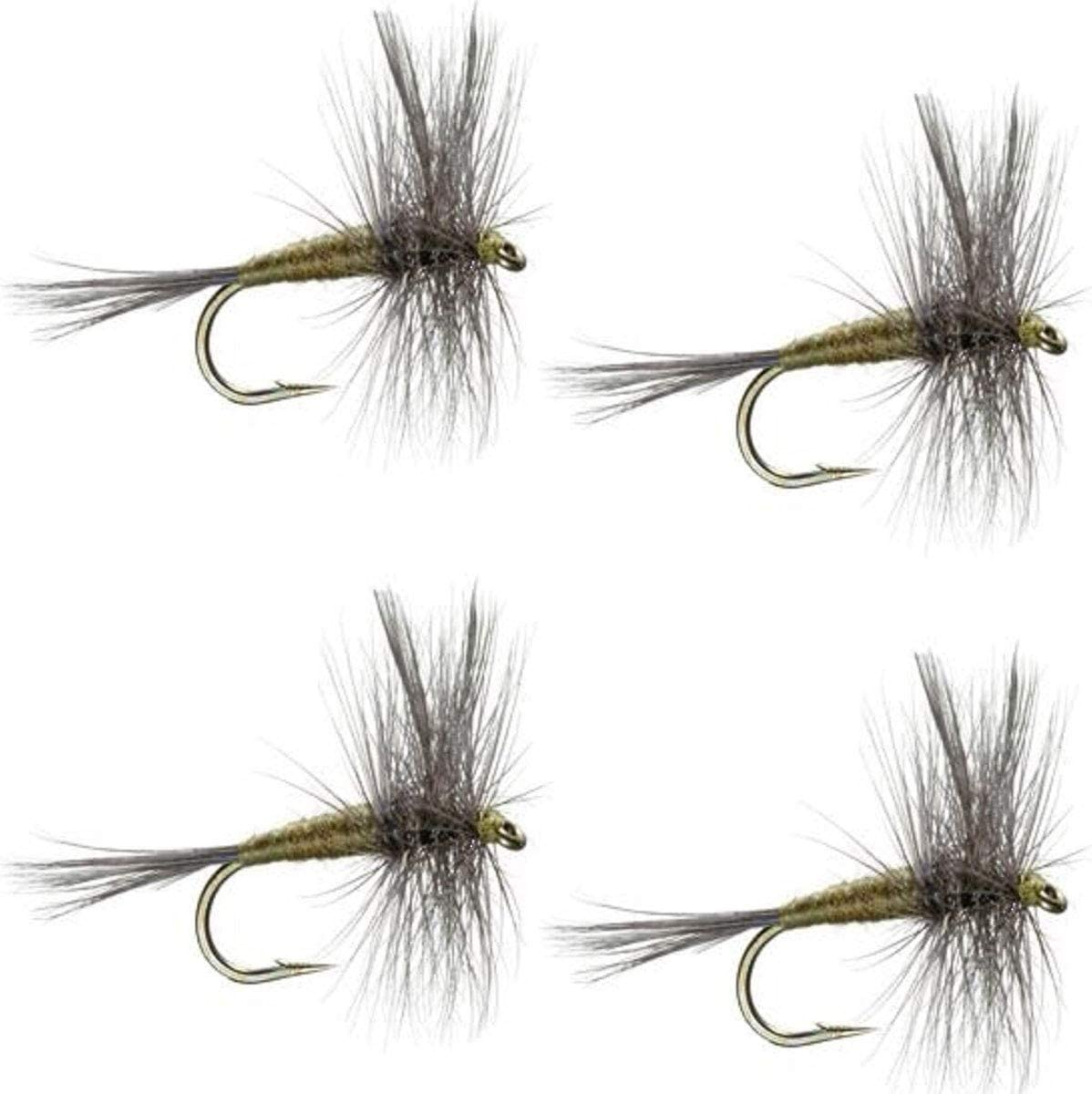 The Fly Fishing Place Blue Winged Olive Trout BWO Chicago Popularity Mall Dry Fl Classic