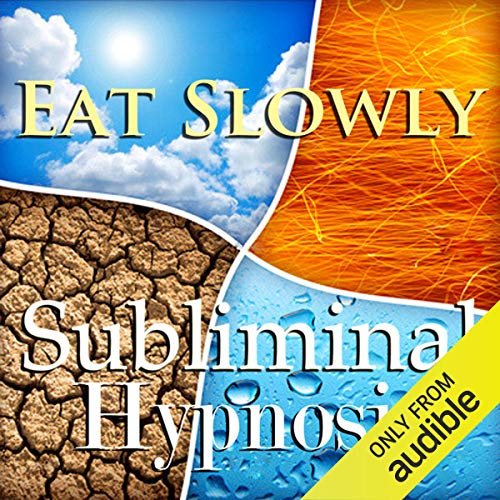 Eat Slowly Subliminal Affirmation cover art