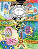Nice Little Town: Adult Coloring Book (Stress Relieving Coloring Pages, Coloring Book for...