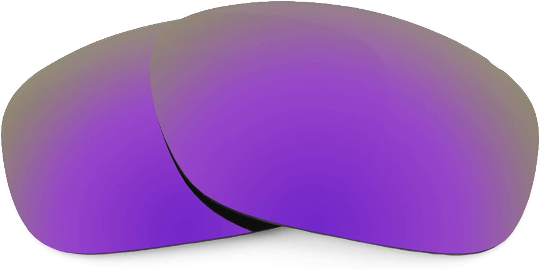 Revant Verres de Rechange pour Oakley Ten - Compatibles avec les Lunettes de Soleil Oakley Ten Violet Plasma Mirrorshield - Polarisés