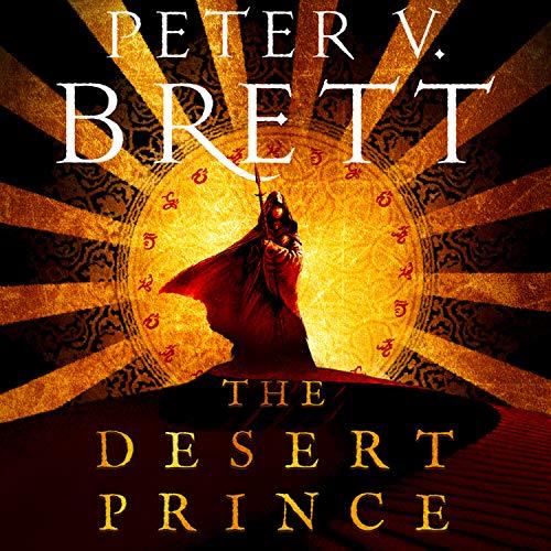 The Desert Prince cover art