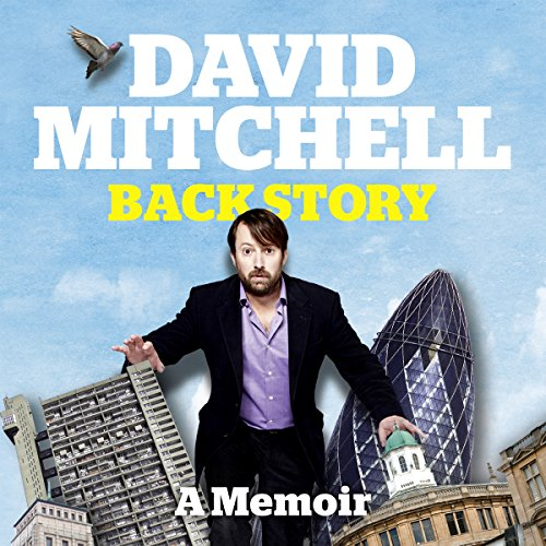 David Mitchell: Back Story audiobook cover art