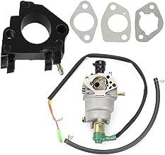 Buckbock Carburetor Carb for All Power America Steele Gentron Generator Carburetor Assembly JF390-I-04B