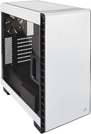 Corsair Carbide 400C Case da Gaming, Mid-Tower ATX, Finestra Laterale, Bianca - Trova i prezzi più bassi