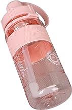 Waterfles 1l Grote Capaciteit Sport Waterflessen Draagbare Plastic Outdoor Camping Picknick Fiets Fietsen Klimmen Drinkfle...