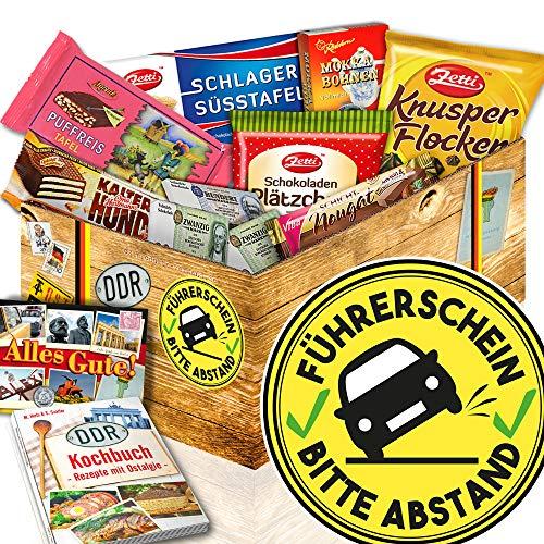 Führerschein / Schoko Traditionsprodukte / Führerschein Geschenk