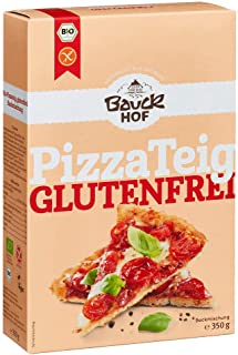 Bauck Hof Bio Pizzateig Backmischung, glutenfrei, 350 g