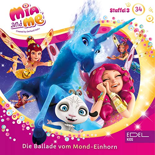 Die Ballade Vom Mond-Einhorn / Der Herzblatt-Baum. Das Original-Hörspiel zur TV-Serie Titelbild