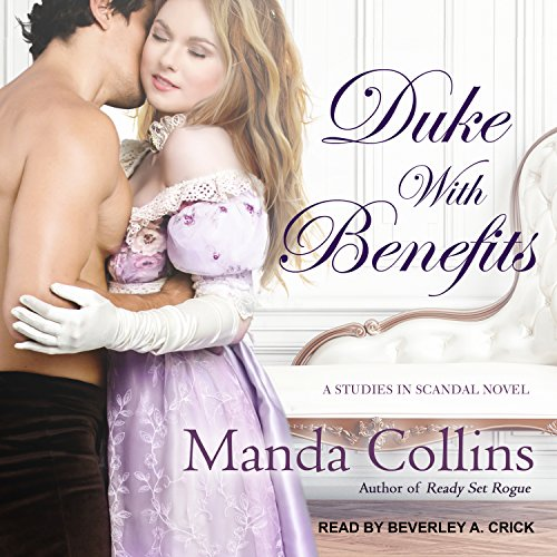 Duke with Benefits audiobook cover art