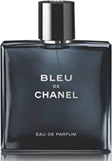 NIB New BLEU DE C H A N E L Eau de Parfum Pour Homme Spray, 1.7 oz./ 50 mL + Free sample gift ONLY from Xpressurself