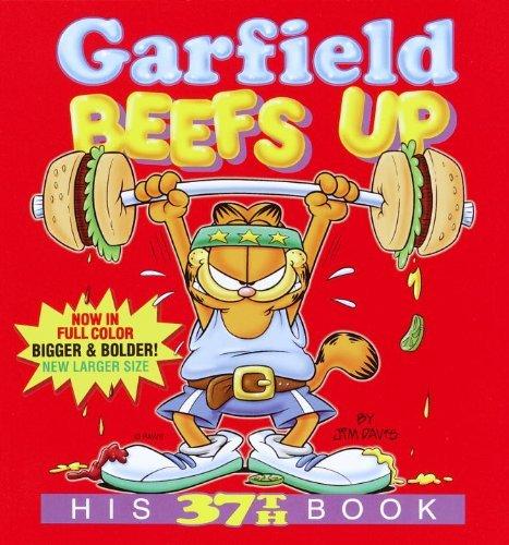 Garfield Beefs Up by Jim Davis (October 01,2000)