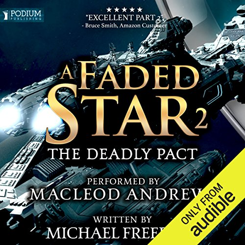 The Deadly Pact audiobook cover art