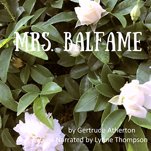 Mrs. Balfame cover art