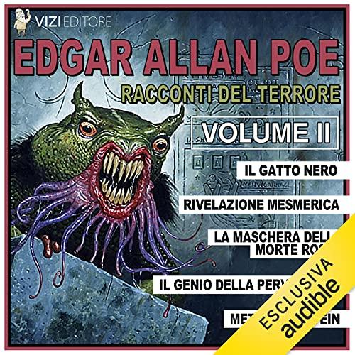 Racconti del terrore 2 cover art