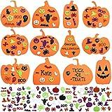 Blulu 224 Pieces Large Thanksgiving Novel EVA 24 Foam Pumpkin Craft...