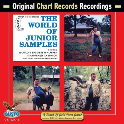 World's Biggest Whopper by Junior Samples With Jim Morrison