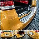 tuning-art L236 Limo Edelstahl Ladekantenschutz 5 Jahre Garantie Fahrzeugspezifisch