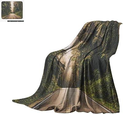 Amazon.com: Manta de microfibra cálida para todas las ...