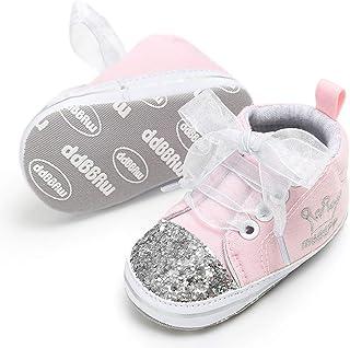f96a4bd47 Tutoo Unisex Baby Boys Girls Star High Top Sneaker Soft Anti-Slip Sole Newborn  Infant