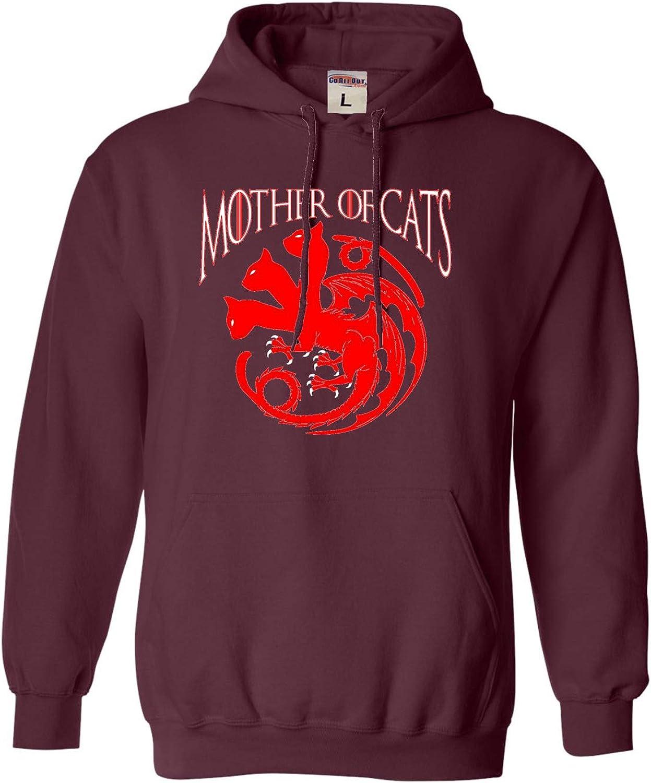 Ladies Top Premium Sweatshirt Funny Women/'s Sweatshirt Cat Mom Gift Lazy Caturday Funny Cat Sweater Cat Lover Gift Graphic Slouchy