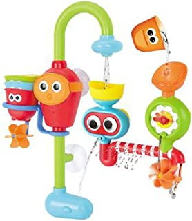 LGXJP Bath Toys Help To Form Good Hand-eye Coordination, Safe And Smooth Baby toys ( Color : 2 )