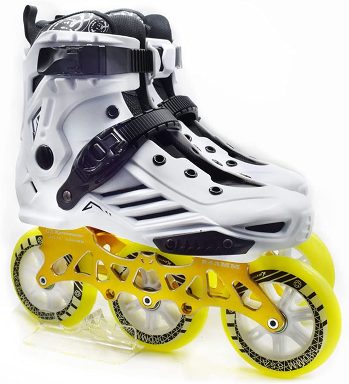 Limited price sale Yyoutop Roller Skates 3 Rounds Adu Max 51% OFF Speed 4 Slalom