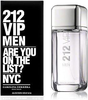 212 VIP Men by Carolina Herrera for Men - Eau de Toilette, 200ml