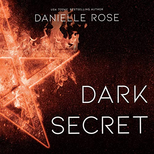 Dark Secret audiobook cover art