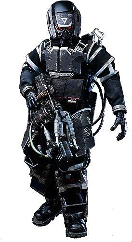 KILLZONE Hazmat Trooper (6.1 Scale-ABS-und PVC-Action-Figur gemalt)