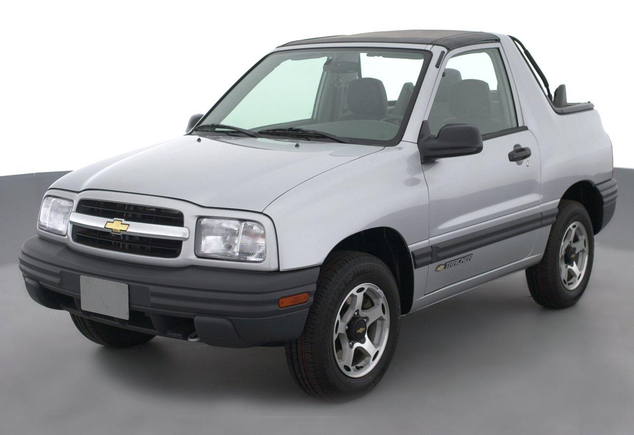 Chevy tracker 2002