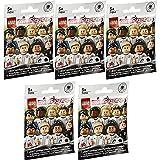 Minifiguras LEGO 71014 – Selección alemana de fútbol – 5 paquetes (surtido aleatorio)