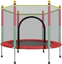 Mini-kindertrampoline met net omhulsel Springmat Spring Cover Padding Trampoline Jump Indoor Outdoor Voor Family School En...