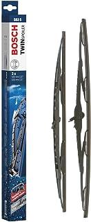 "Bosch Twin Spoiler 3397001583 Original Equipment Replacement Wiper Blade - 21""/21"" (Set of 2)"