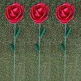 Unbekannt Fountasia Mini Rosen Blumenstecker 64 cm -