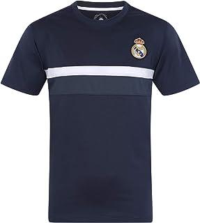 Real Madrid C.F. Real Madrid - Herren Trainingstrikot aus Polyester - Offizielles Merchandise