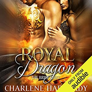 Royal Dragon audiobook cover art