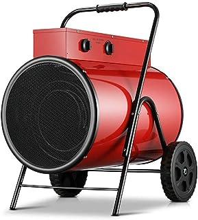 ANYWN Calentador eléctrico Industrial/Turbo, Calentador Calefactor eléctrico Soplador de Aire Caliente Industrial, Radiador convector Calentador portátil Space