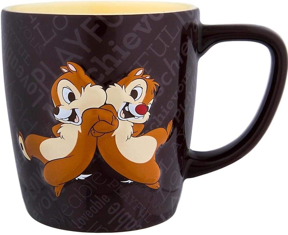 Disney Parks Exclusive - Ceramic Personality Boston Mall Mug Coffee Under blast sales Chip
