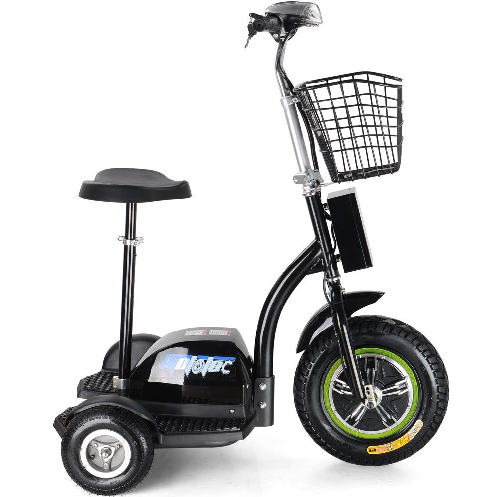 MotoTec MT TRK 500 Electric Trike 500w
