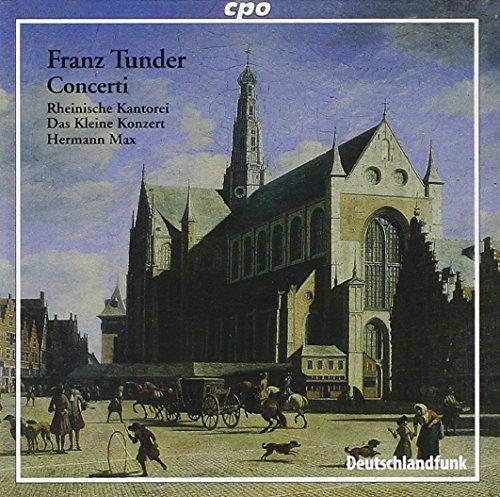 Franz Tunder: Concerti
