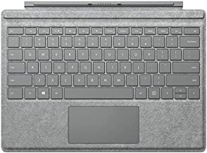 Microsoft QC7-00098 Surface Pro Signature Type Cover - Two-Tone Gray Mélange (Renewed)