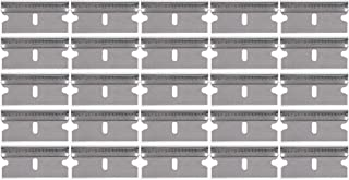 Replacement Razor Blade Scraper Blades (25 Blades) - #9 .009