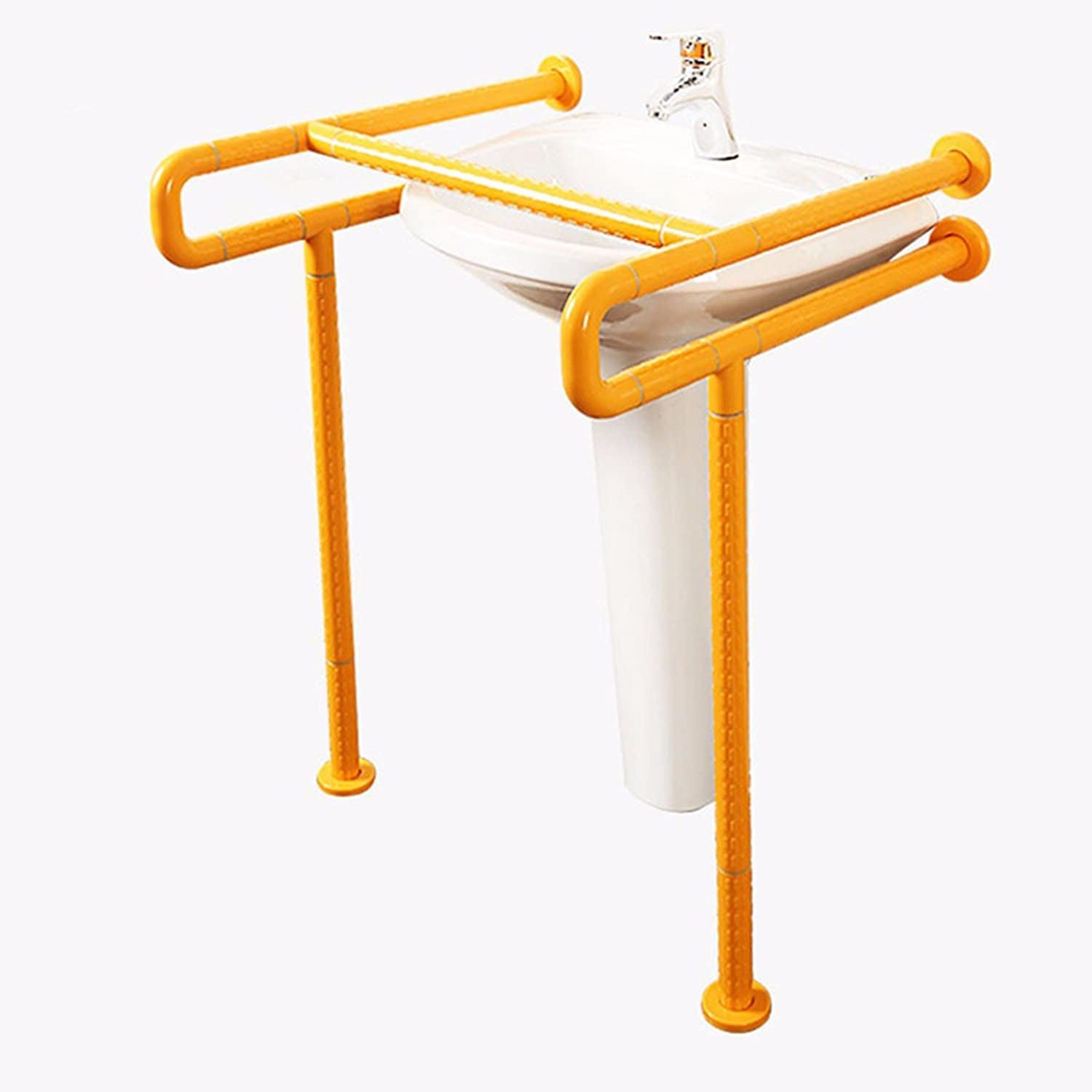 CJSHVR-Nylon Washbasin, Bathroom, Pots, Bathrooms, Safety Handrails,Yellow,B